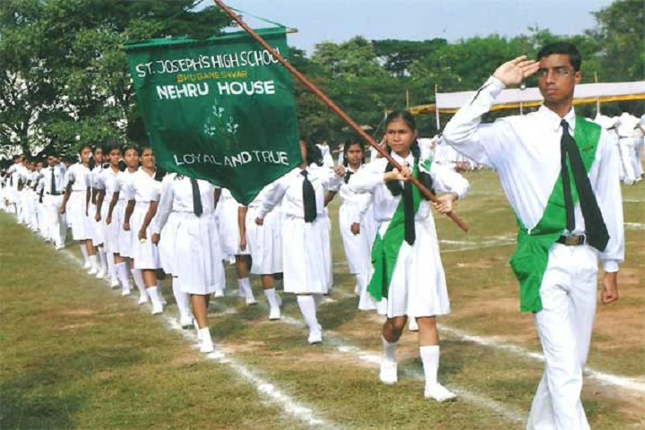 St Josephs High School-Annual sports