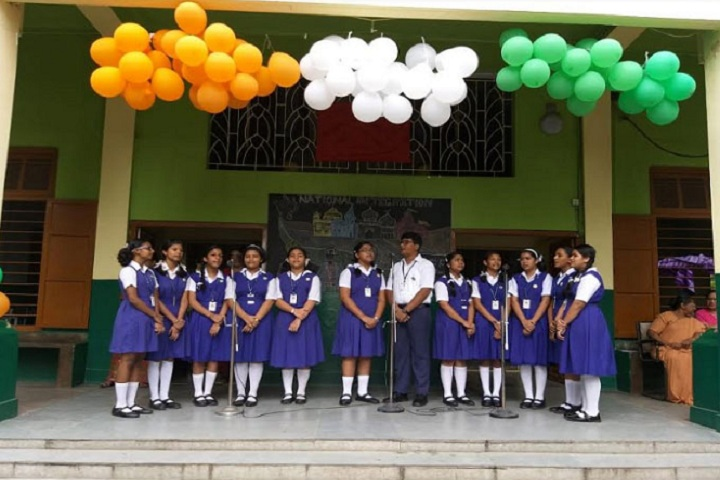 St Josephs High School-Independences day