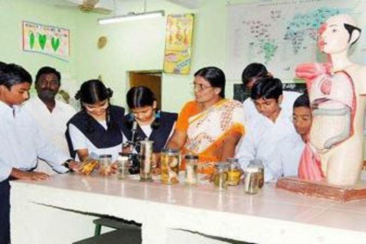 Jawahar Navodaya Vidyalaya - Biology Lab