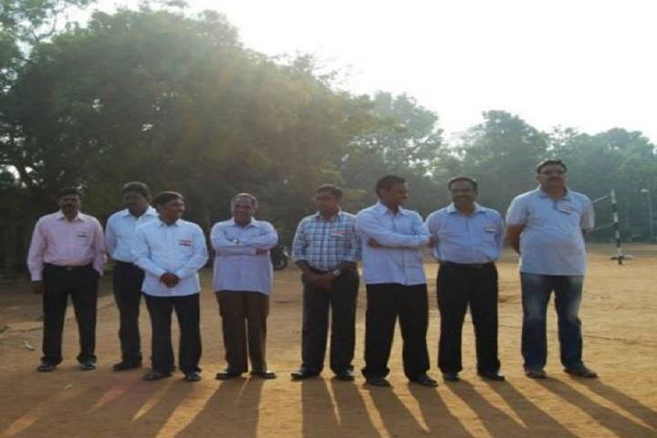 Jawahar Navodaya Vidyalaya - Faculty