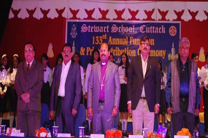 Stewart School-Annual functions