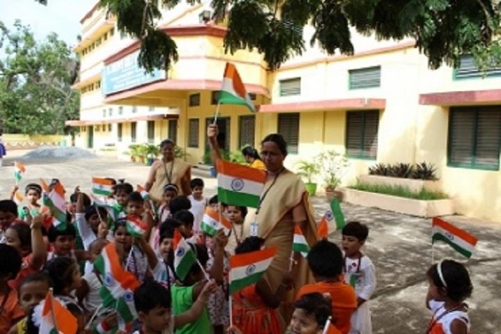St Josephs  Girls  High School-Independences Day Celebrations