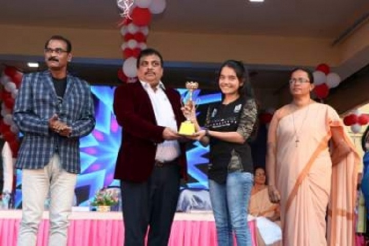 St Josephs  Girls  High School-Award ceremony
