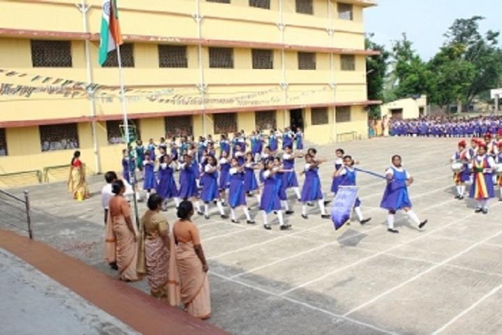 St Josephs  Girls  High School-Republic Day Celebrations