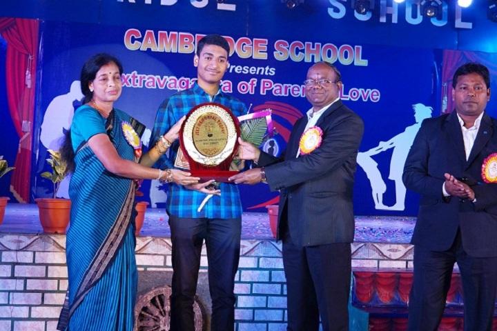 Cambridge School- Prizes