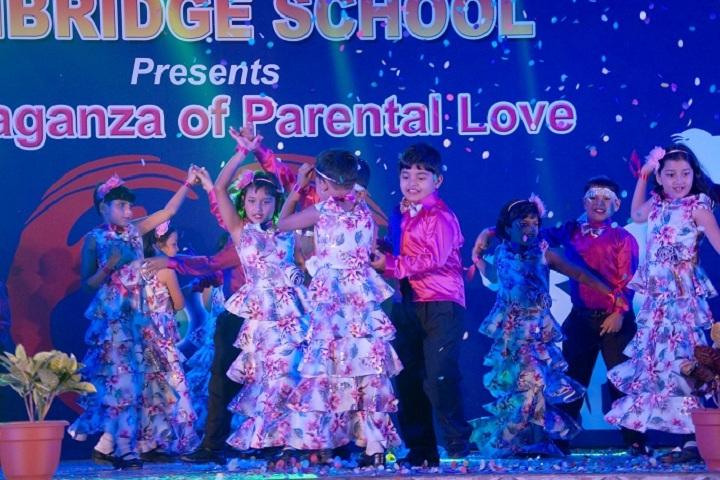Cambridge School-Dances