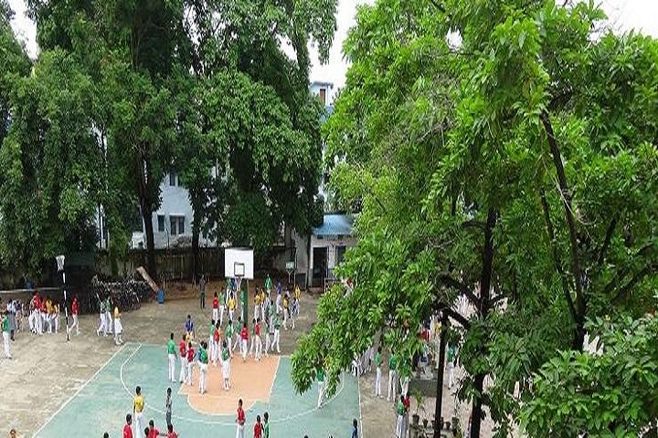Cambridge School-Foot ball court