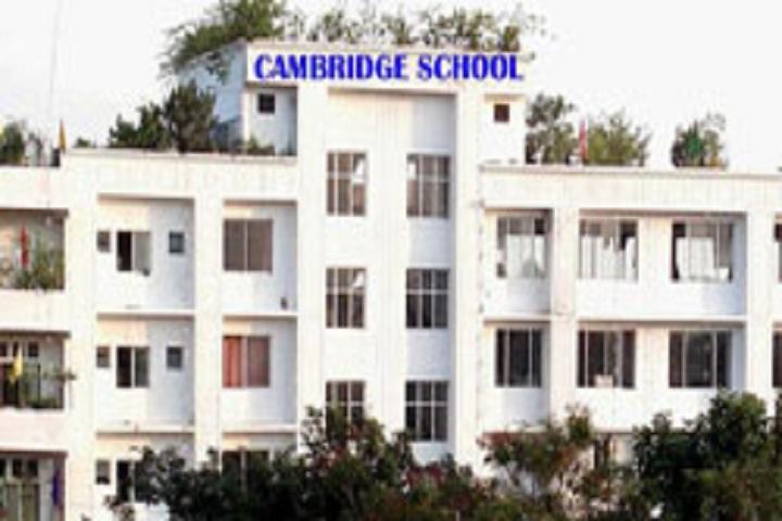 Cambridge School-School building