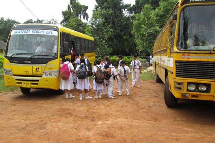 Montfort School- Bus