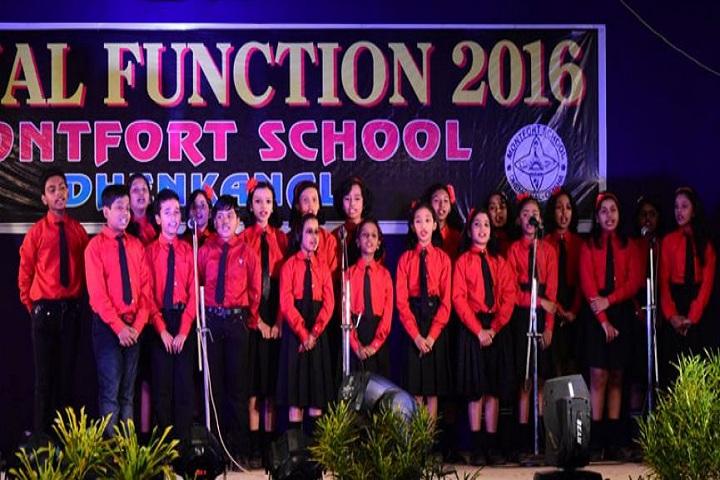 Montfort School- Singing