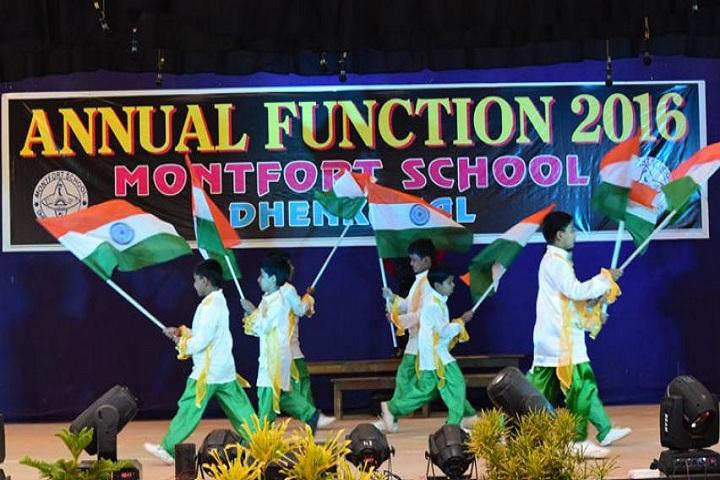 Montfort School-Independences day