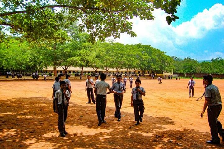 Montfort School-Playground