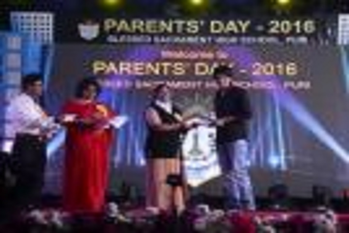 Blessed Sacrament High School-Parents Day Celebrations