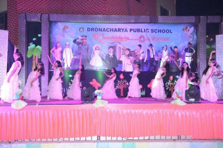 Dronacharya Public School-Annual day