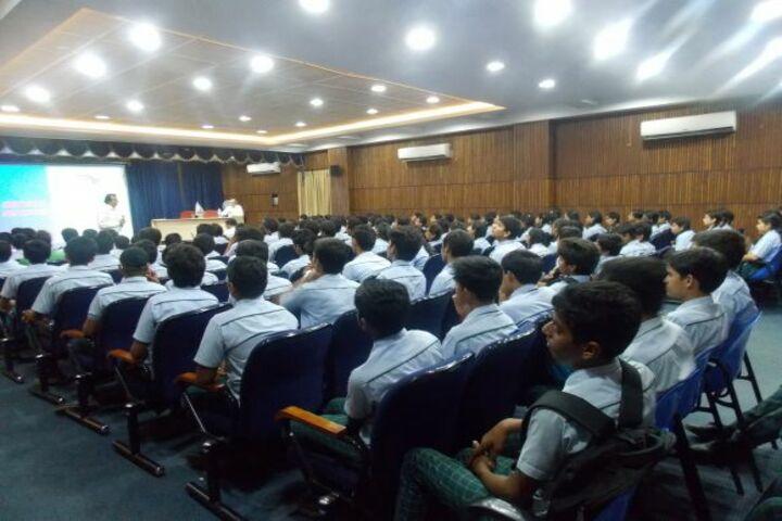 Dronacharya Public School-Auditorium