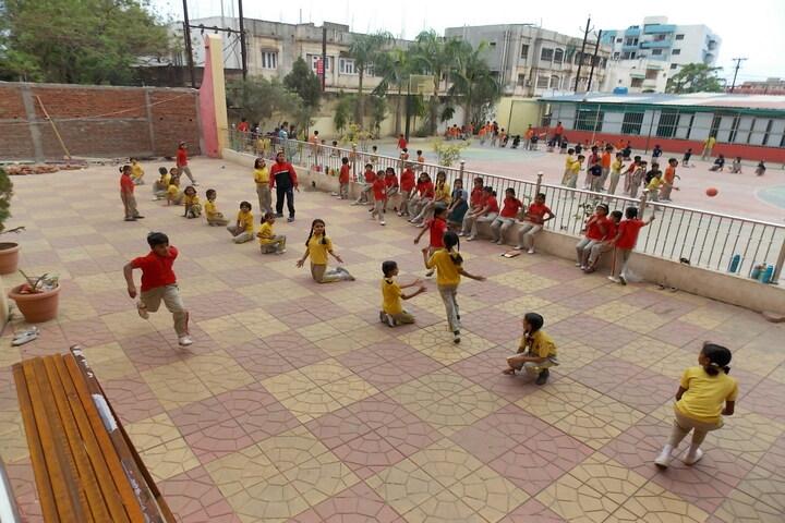 Dronacharya Public School-Games