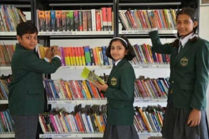 Dronacharya Public School-Library
