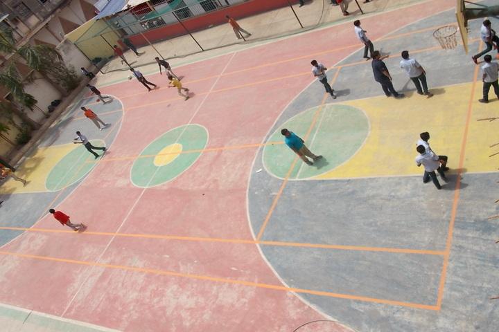 Dronacharya Public School-Play Ground