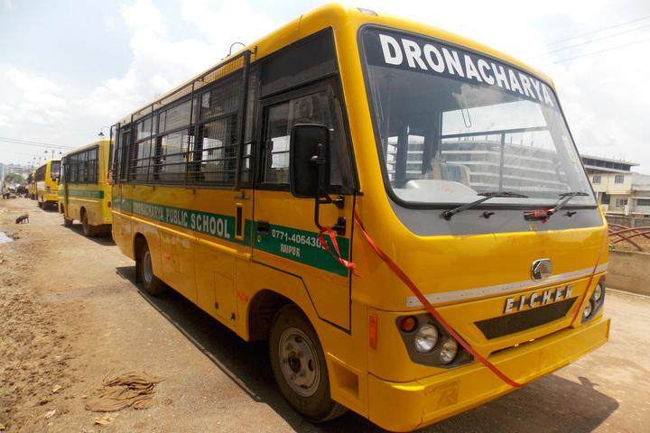 Dronacharya Public School-Transport