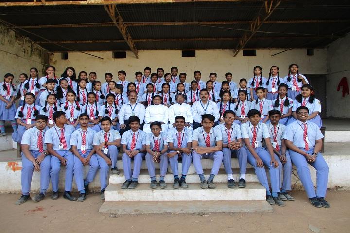 Sacred Heart School-Group photo