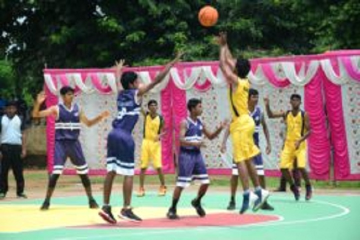 St  Pauls School-Basket Ball Court