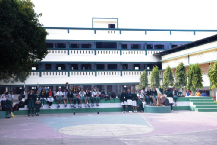 St Josephs Convent School-Playing Area