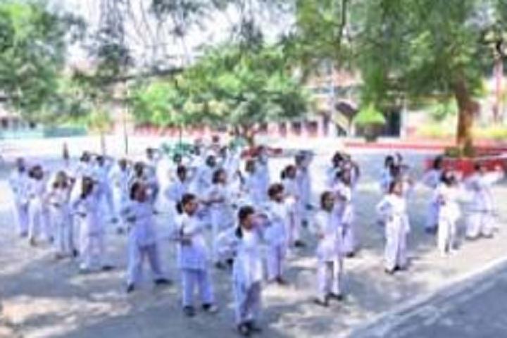 St Josephs Convent School-Karate