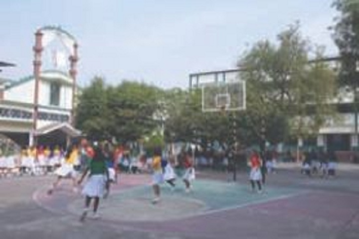 St Josephs Convent School-Play Ground