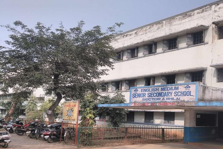 English Medium Senior Secondary School-School Building