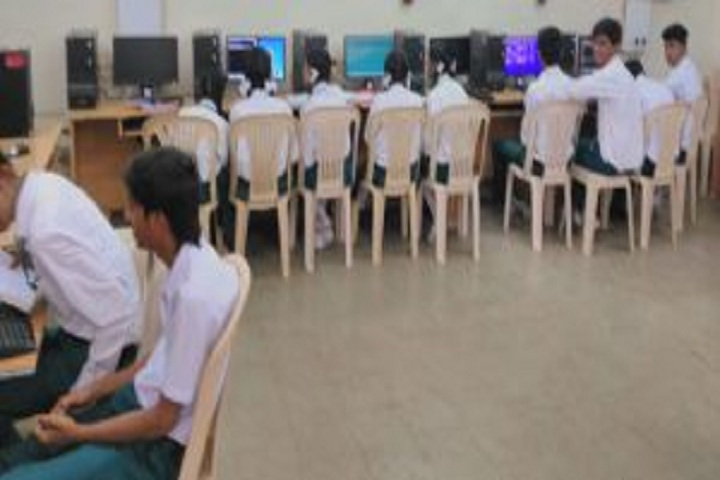 English Medium Senior Secondary School-IT Lab
