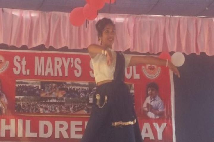 St Marys School-Childrens day Celebrations