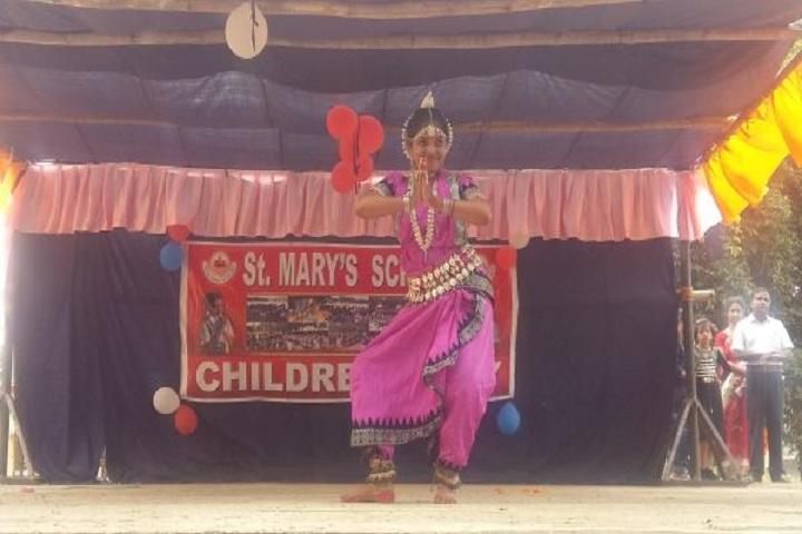 St Marys School-Classical Dances
