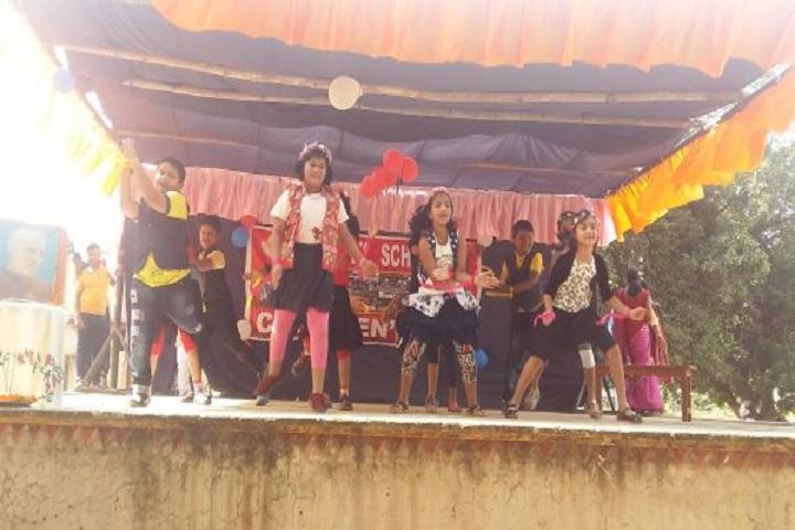 St Marys School-Group Dances