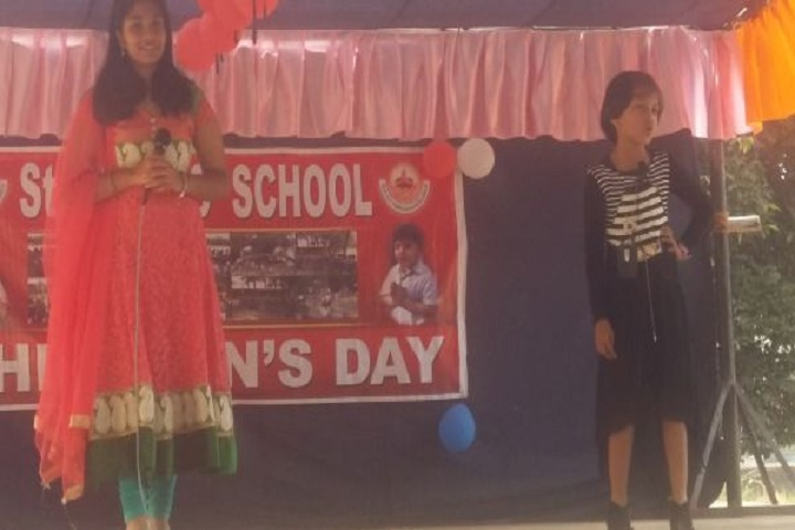 St Marys School-Singing