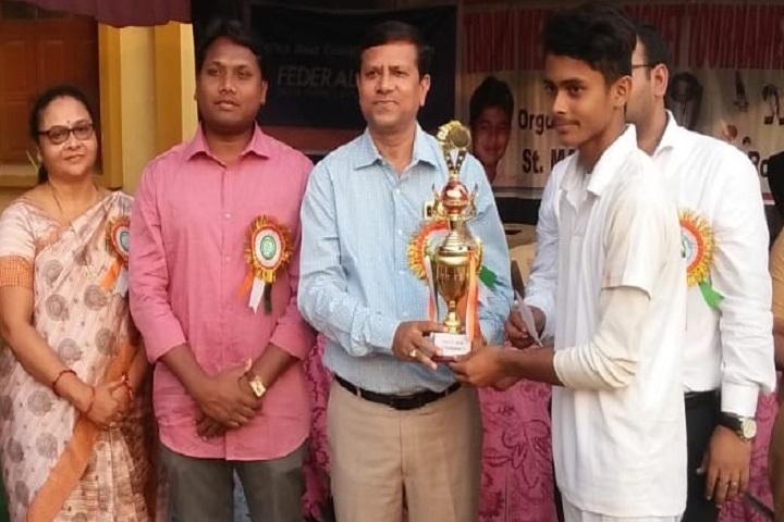 St Marys School-Sports Winner