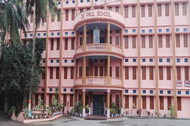 De Paul School-Campus