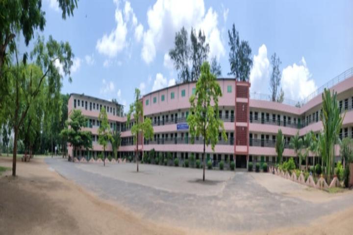 Saint Lawrence School-Ground