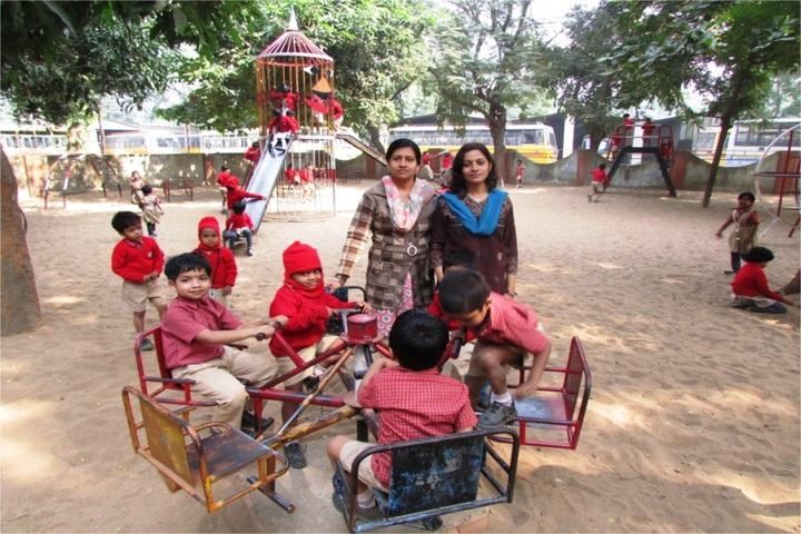 Saint Lawrence School-Play Area