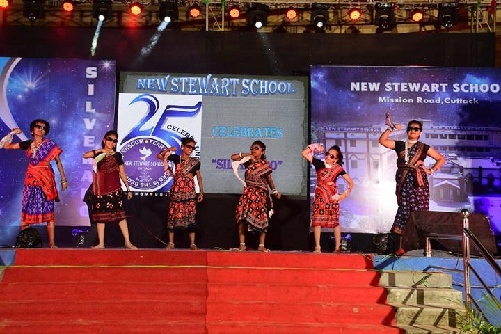 New Stewart School-Silver Jubilee