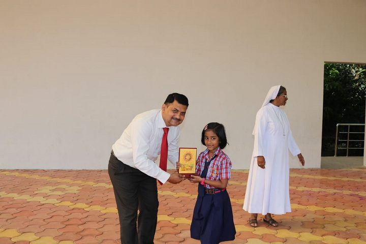 Little Flower School-Annual Prize Distribution