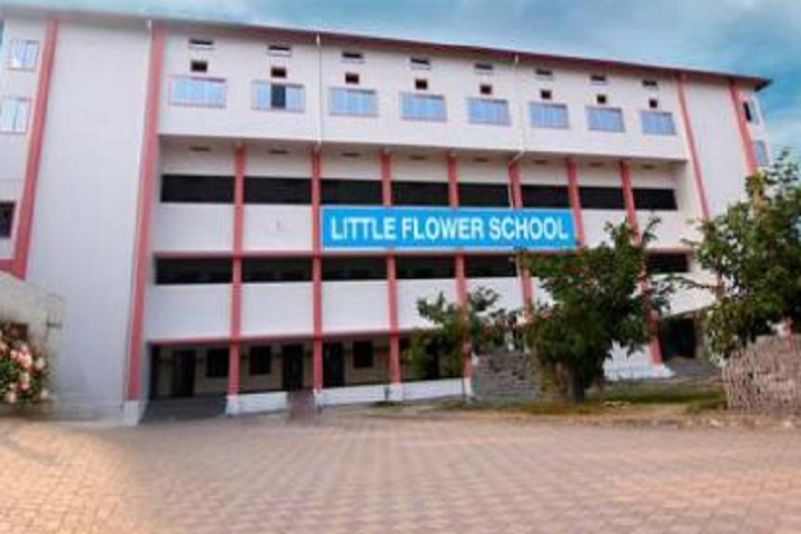 Little Flower School-School Building