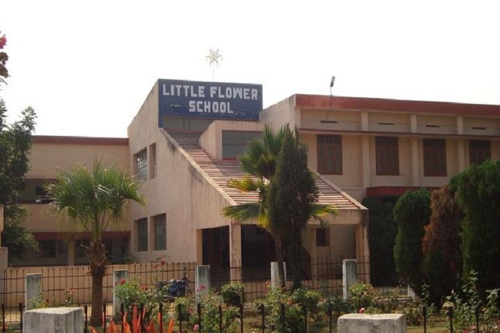 Little Flower School-Campus Front View