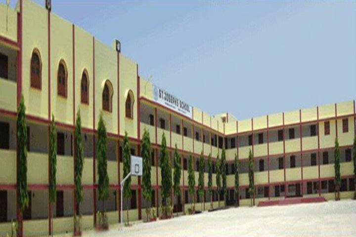 St Josephs School - School Building