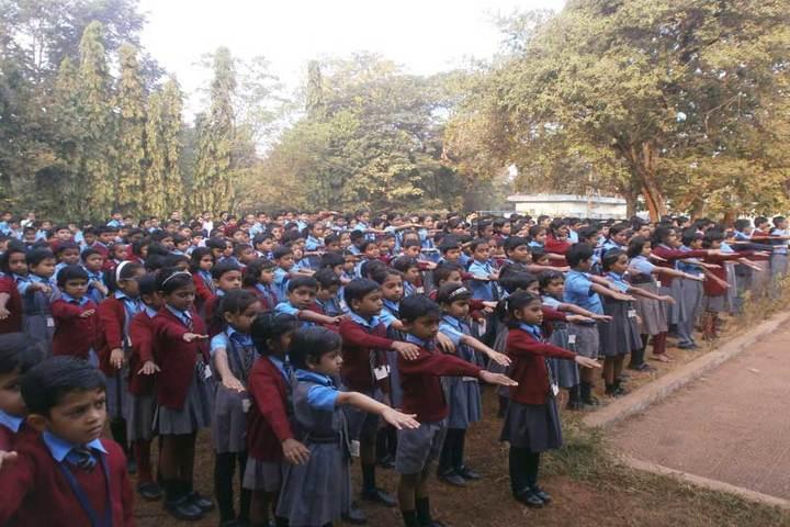 Stewart School - Assembly