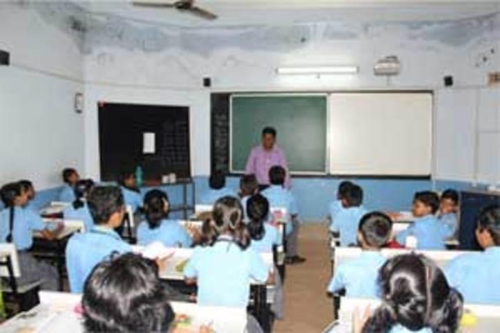 Stewart School - Classroom
