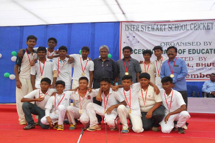 Stewart School - Medals