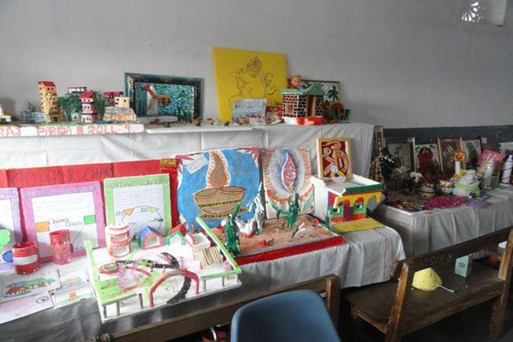 Queen Marys School-Art