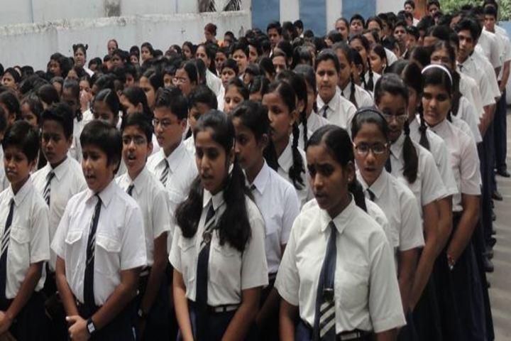 Queen Marys School-Assembly