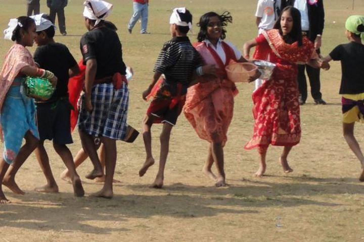 Queen Marys School-Dance