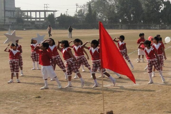 Queen Marys School-Festival celebration
